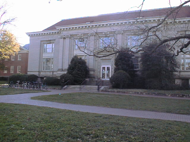 Contemporary Photo of Hill Hall