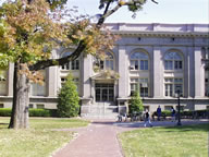 Contemporary Photo of Howell Hall