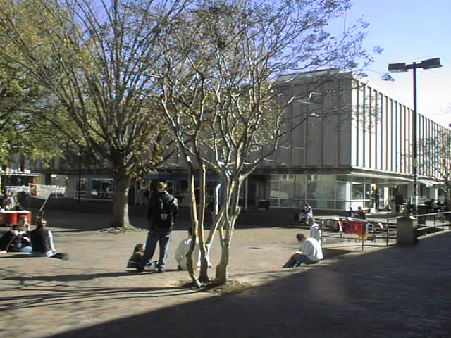 Contemporary Photo of Daniels Student Stores
