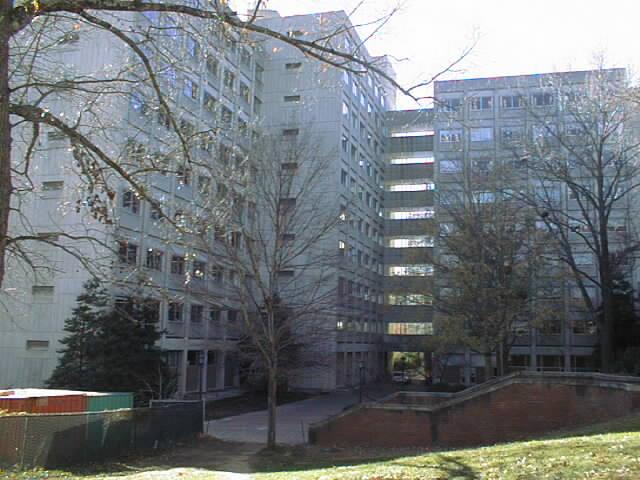 Historical Photo of Kenan Labs