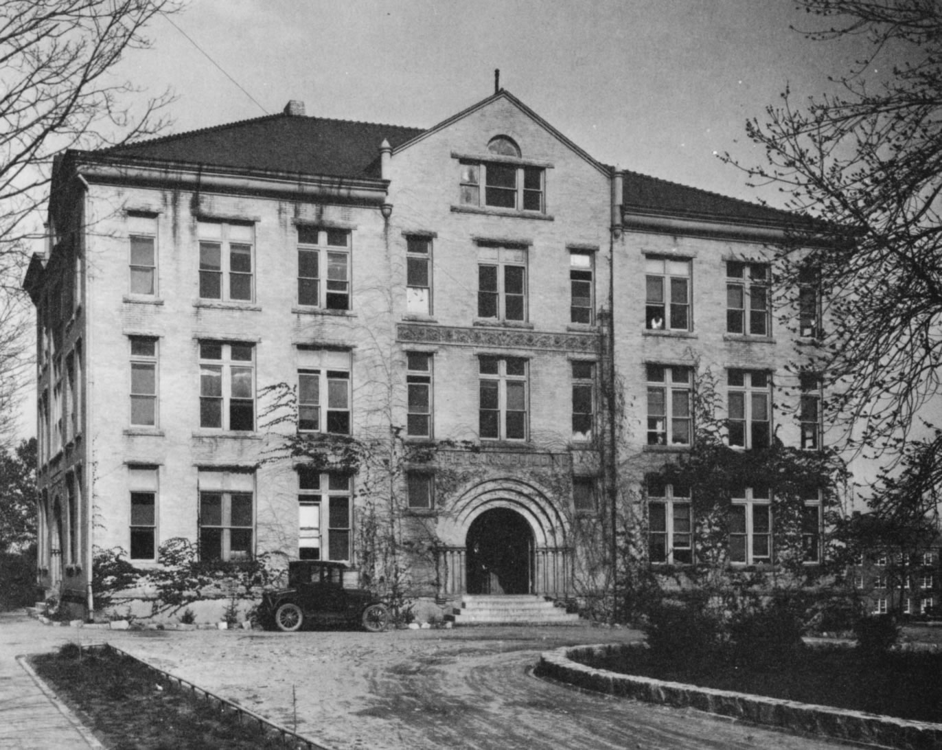 Historical Photo of Carr Building