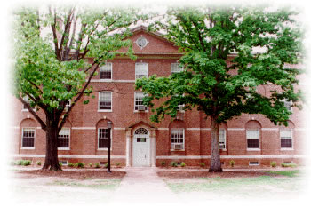 Historical Photo of Graham Residence Hall