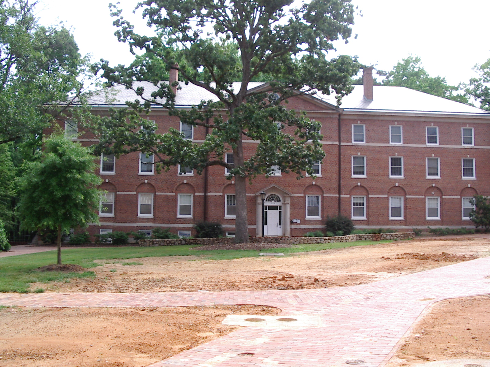 Stacy Residence Hall