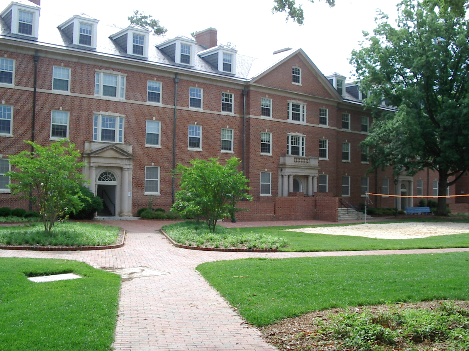 Connor Residence Hall