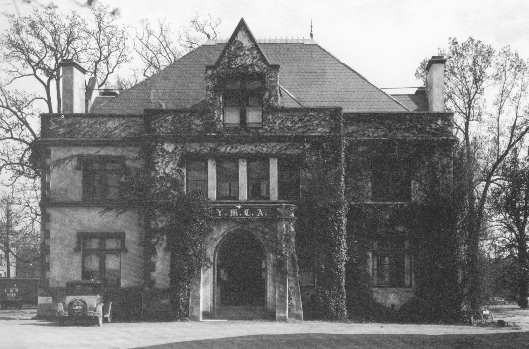 Historical Photo of Campus Y
