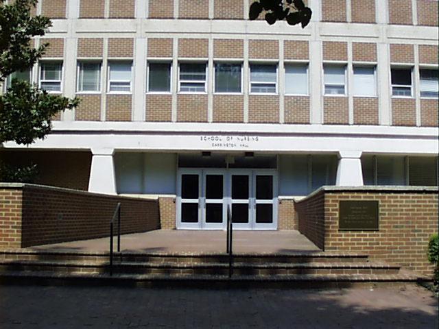 Historical Photo of Carrington Hall