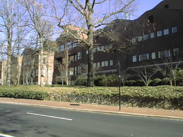 Historical Photo of McGavran-Greenberg Hall