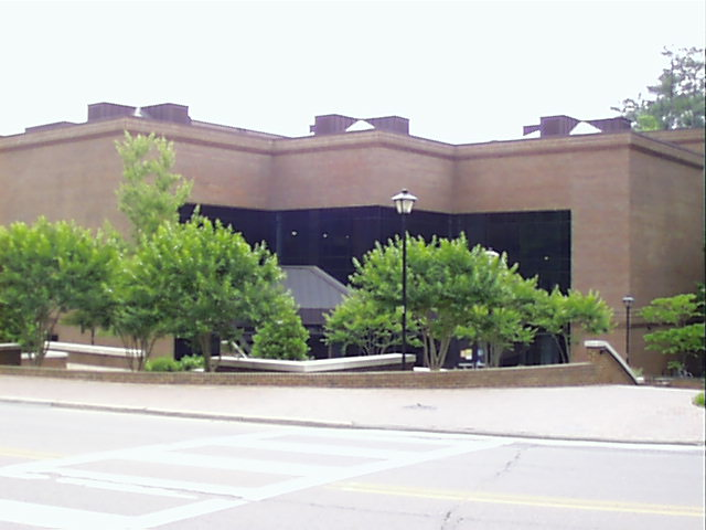 Historical Photo of Student Recreation Center