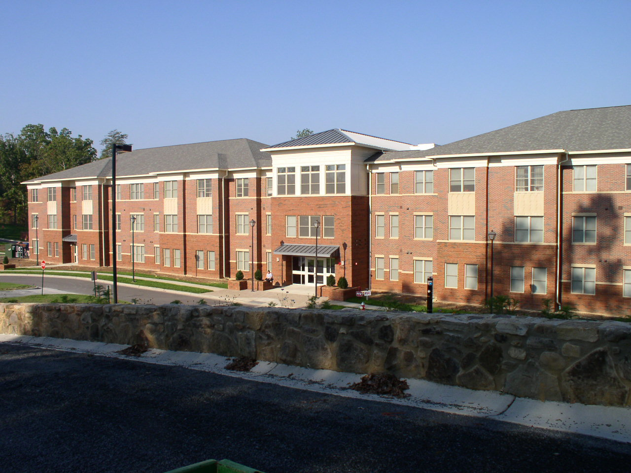 Baity Hill 1600 Student Family Housing