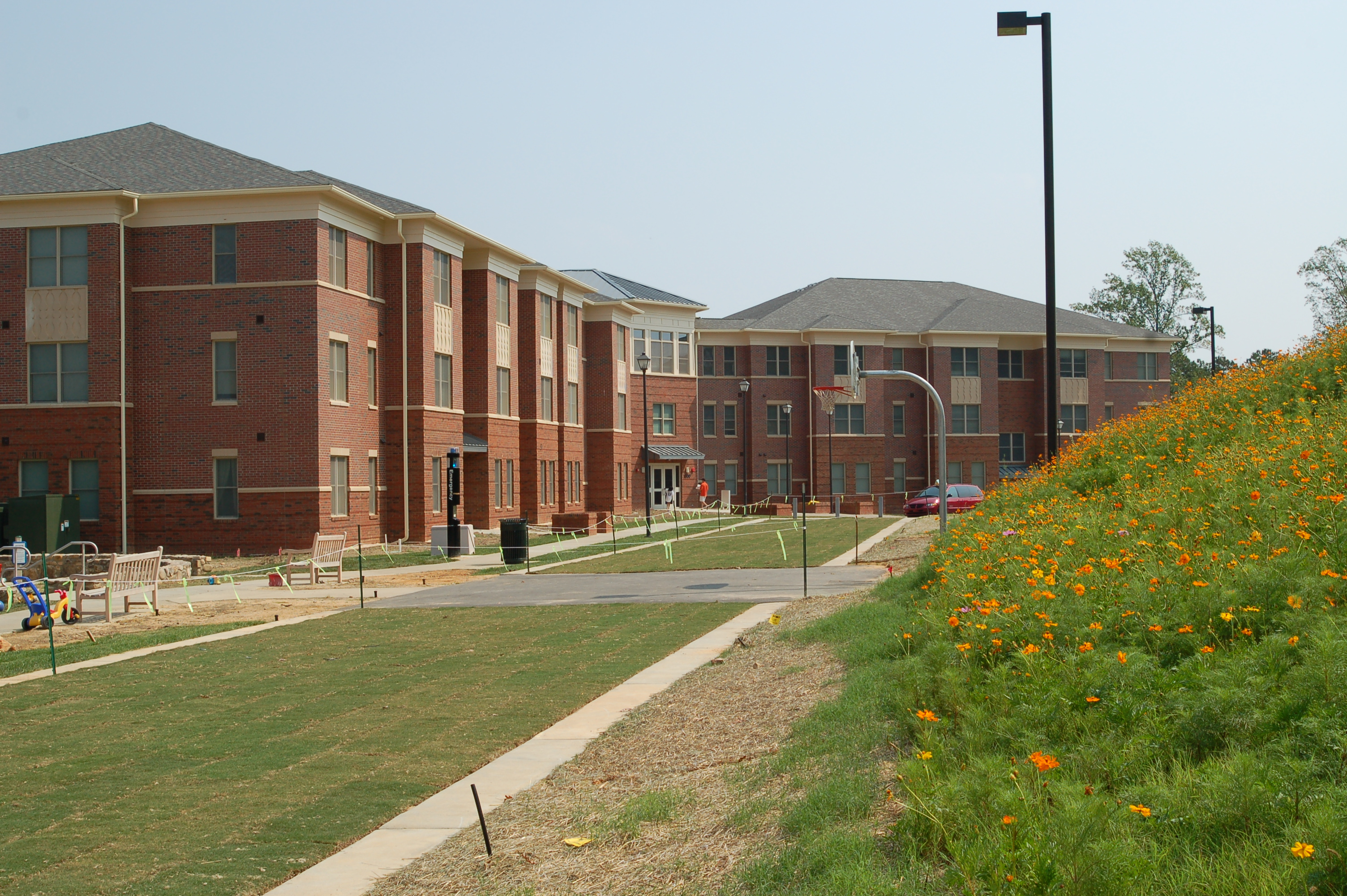 Baity Hill 1800 Student Family Housing