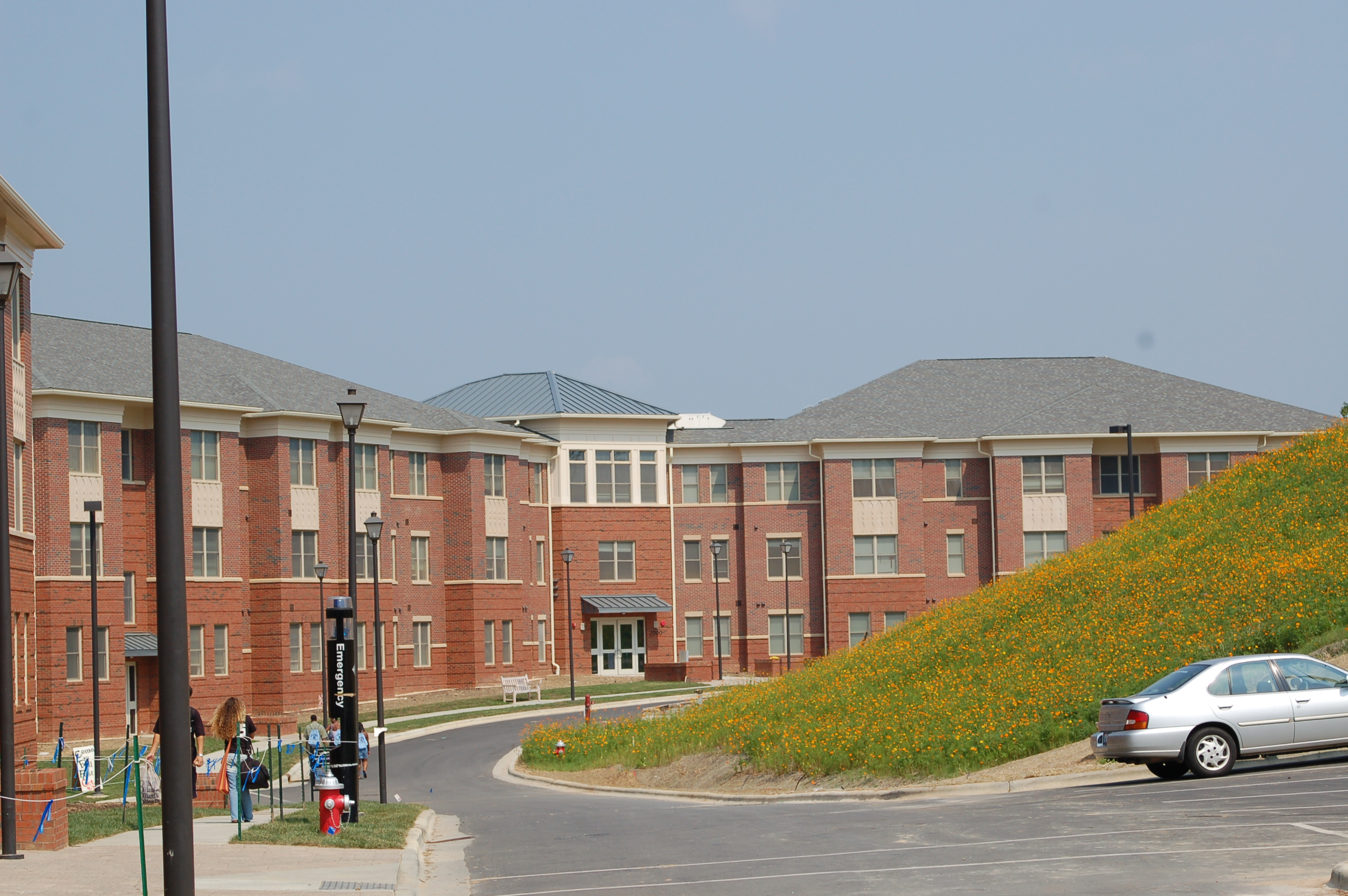 Historical Photo of Baity Hill 2000 Student Family Housing