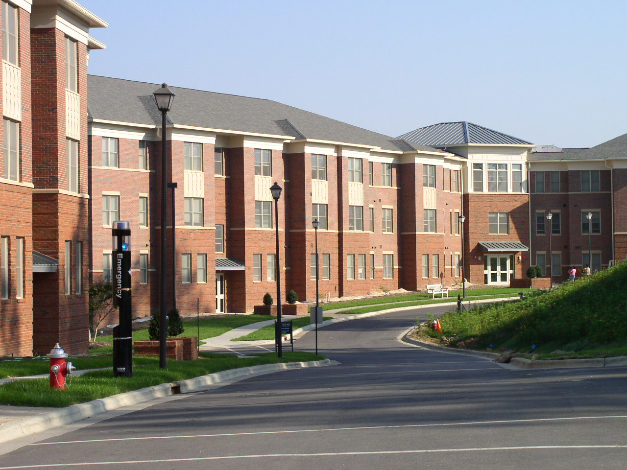 Baity Hill 2000 Student Family Housing